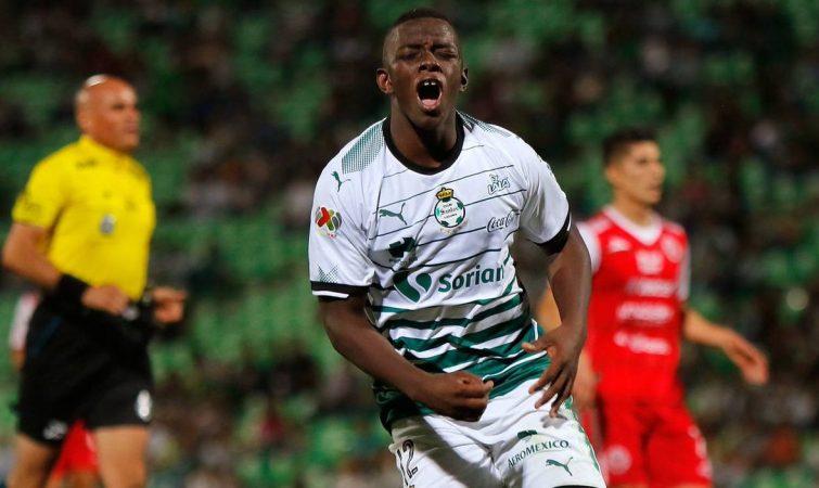 Edwin Cetré, una gran promesa del fútbol colombiano