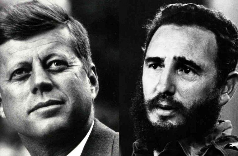 Hace 58 años, John F. Kennedy ordenó el bloqueo económico a Cuba
