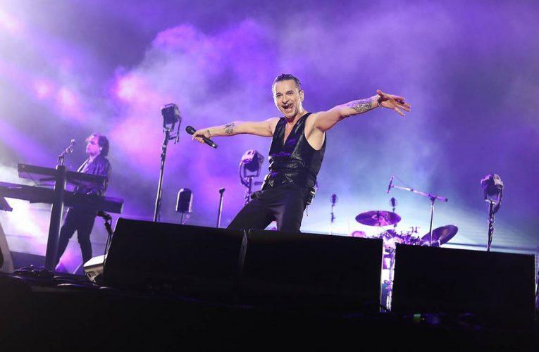 Depeche Mode se unen a la cuarentena y transmitirán concierto en vivo, totalmente gratis.