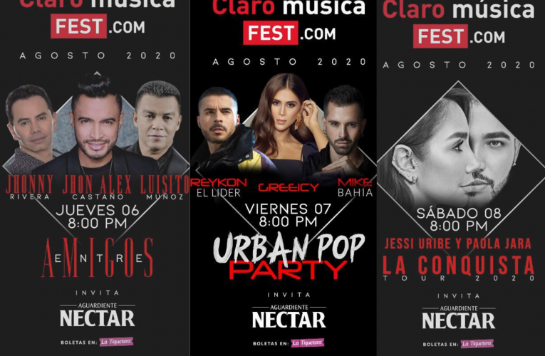 Pop, reggaeton y popular, la propuesta  de aguardiente NÉCTAR para pasar la cuarentena