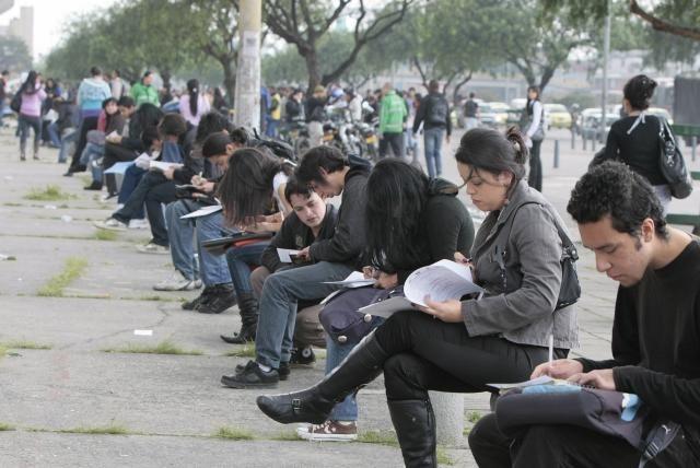 El mes de junio con mayor desempleo en la capital.