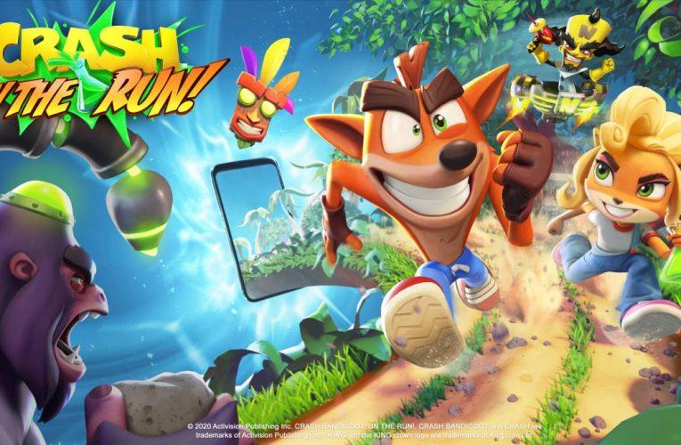 Ya casi está listo el nuevo juego de Crash Bandicoot.
