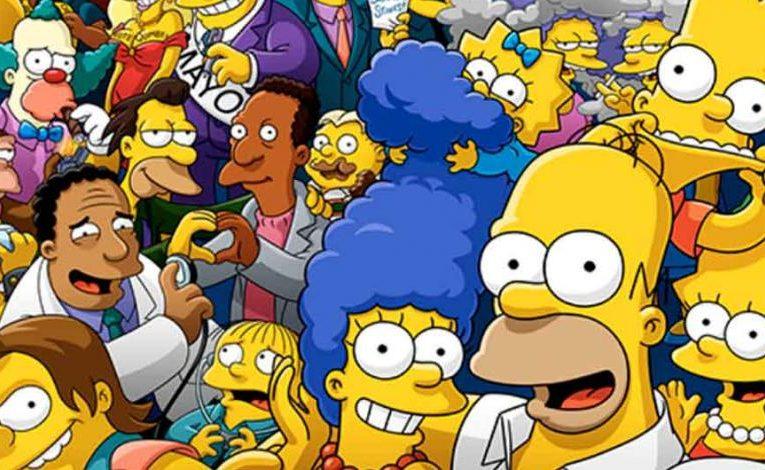 No se pierda el maratón de Los Simpson hoy.