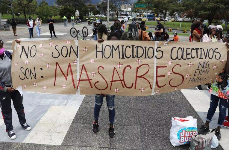 ¿Por qué masacran a la juventud?