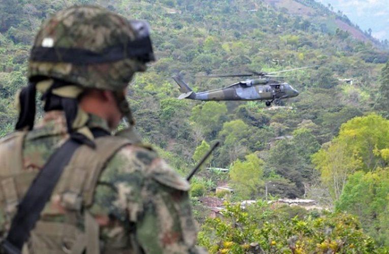 Combates en el Arauca dejan un soldado muerto y otro herido.