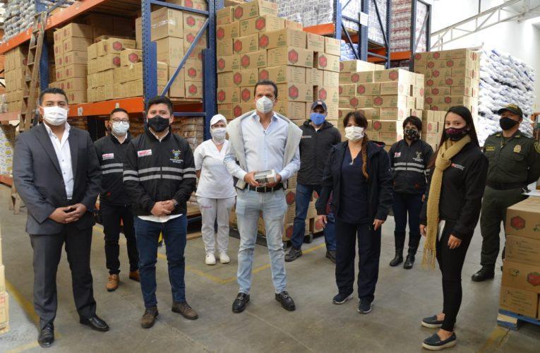Sector empresarial se suma a la Red de Apoyo para combatir la delincuencia en Soacha.