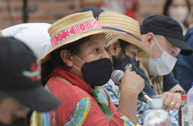 Delegación del alto gobierno encabezada por MinInterior se reunirá con la Minga Indígena del Suroccidente.