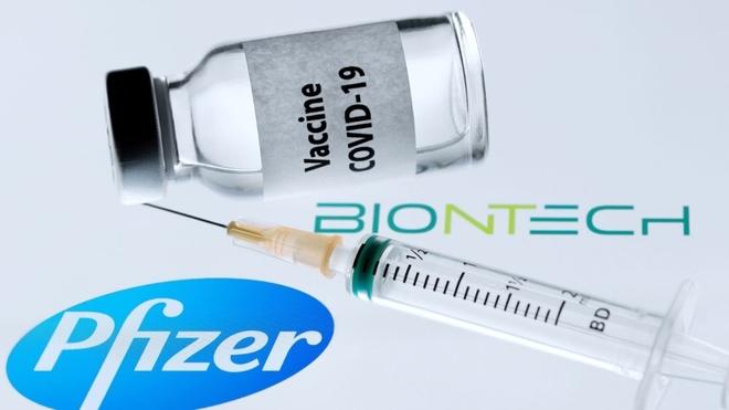 Así se distribuirán las primeras 50 mil vacunas en Colombia.
