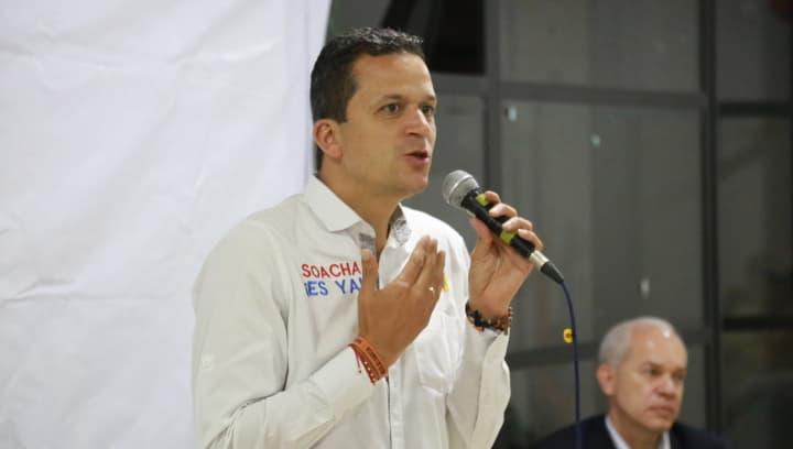 Abren indagación preliminar al alcalde de Soacha por el impuesto predial