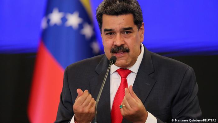 """""""Petróleo por vacunas"""", la oferta de Maduro para conseguir las vacunas"""