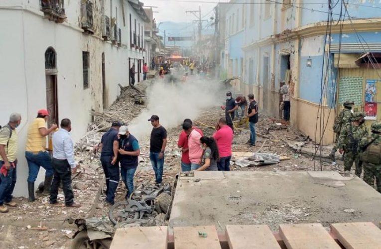 Gobierno ofrece recompensa de hasta $200 millones por responsables de atentado en Corinto