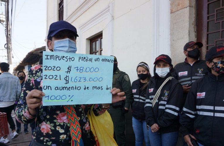Se hundió el proyecto para aplazar el pago del impuesto predial en Soacha