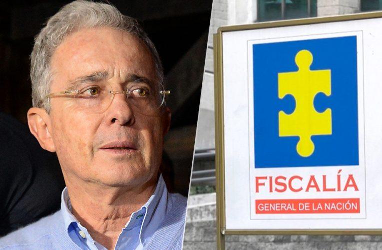 Fiscalía pide que se archive el proceso contra Álvaro Uribe Vélez