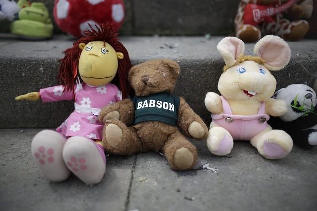 Murió bebé que cayó del piso 15 de un edificio en Medellín