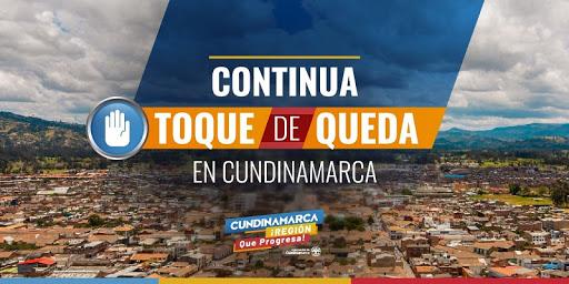 Así será el Toque de Queda en Cundinamarca durante la Semana Santa