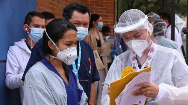 Colombia reporta 429 muertes por COVID 19 en el último informe