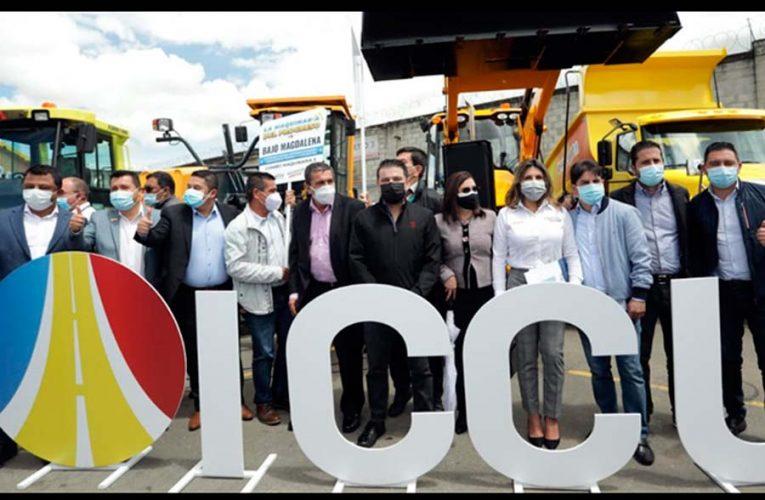 ICCU adquiere nueva maquinaria para mantenimiento vial.