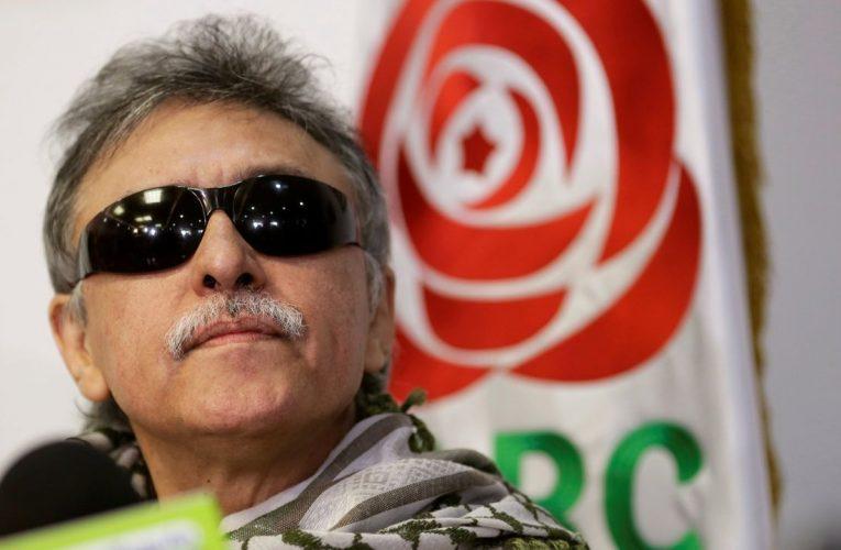 En investigación la posible muerte del líder guerrillero Jesús Santrich