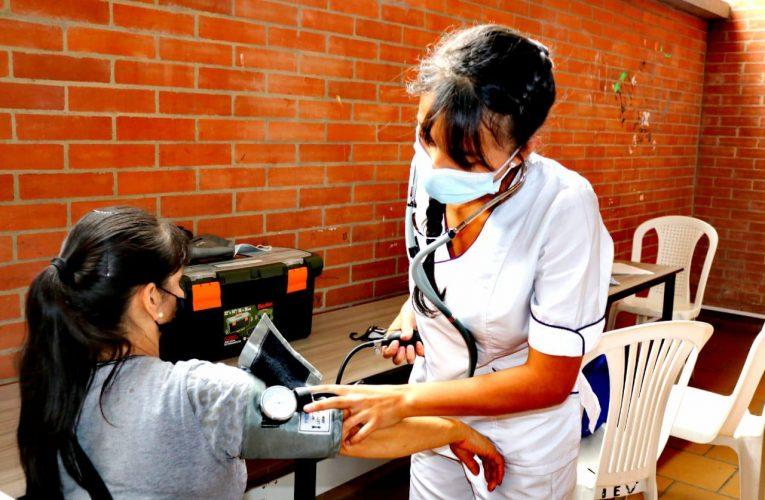 ¿Cómo va la jornada de vacunación en Soacha?