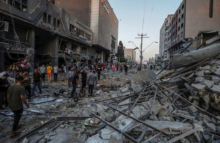 Se agudiza el conflicto israelí-palestino en la Franja de Gaza