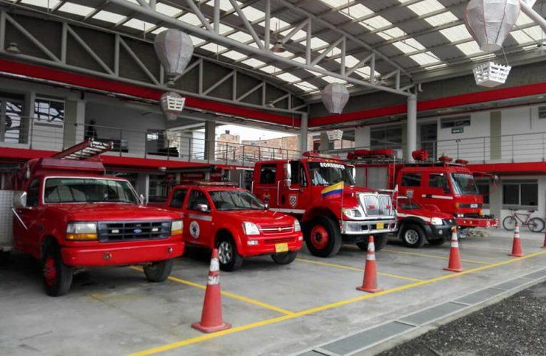 Más de 2.000 bomberos harán un plantón exigiendo mejoras en condiciones laborales
