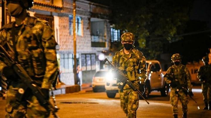 Duque autorizó militarizar ciudades que continuan con protestas