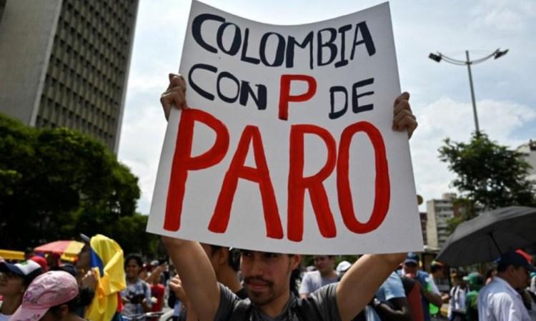"""""""Suspendemos temporalmente las marchas"""" Comité Nacional de Paro"""