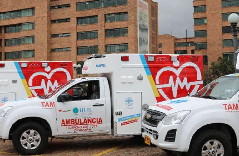 Vándalos atacaron la misión médica en Madrid, Cundinamarca