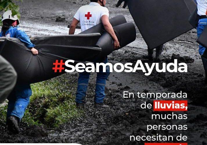 La Cruz Roja busca donaciones para afectados por ola invernal