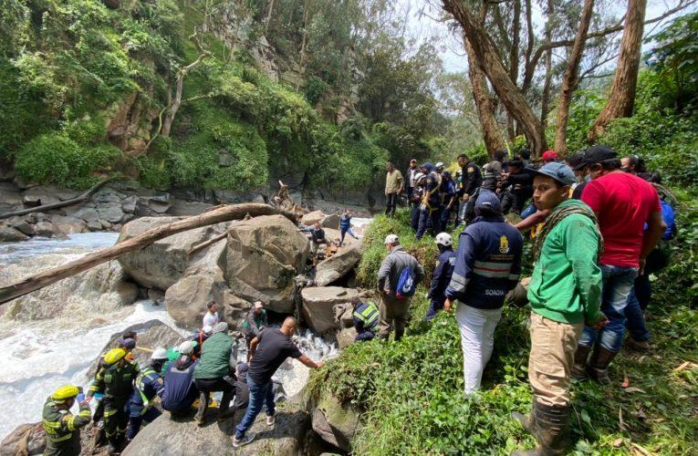Aparece cuerpo del joven desaparecido en el Río Bogotá