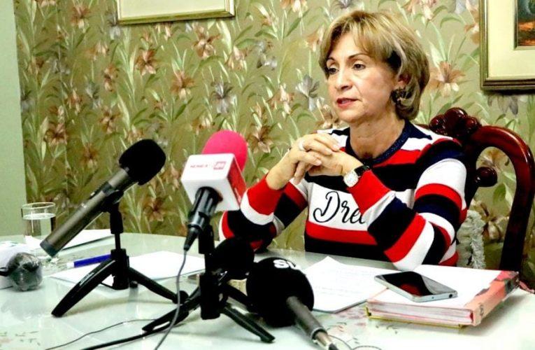 «Confiamos en que las autoridades competentes aplacen la actualización catastral» Betty Zorro