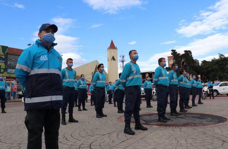 160 agentes viales estratégicos  regularan el tránsito en Soacha