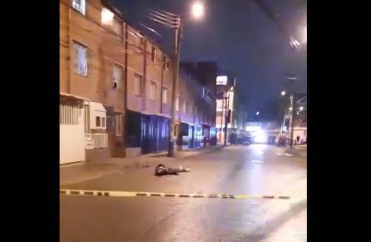 Alcalde confirma que estuvo en medio de un tiroteo