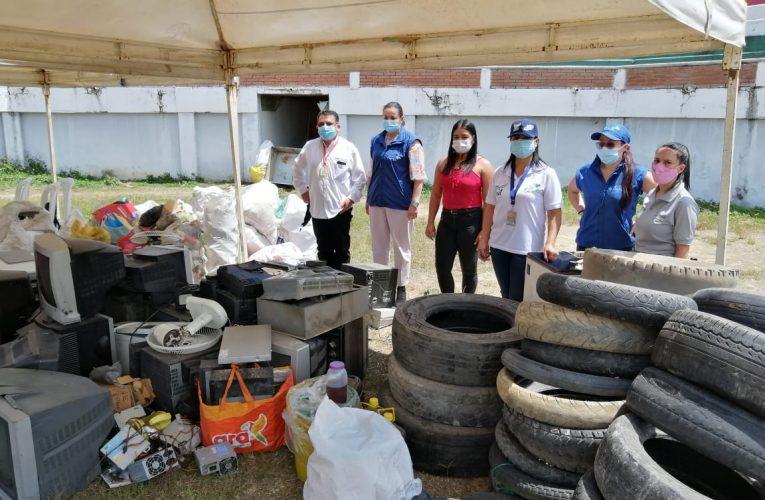 ReciCAR dobla la meta de recolección de residuos