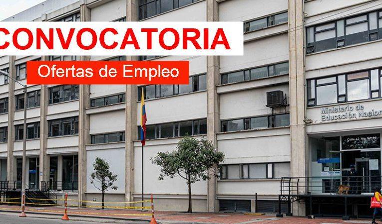 Abren 200 vacantes temporales de docentes orientadores en Bogotá