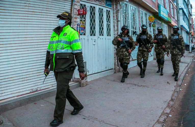 La alcaldía de Soacha realiza patrullaje de seguridad