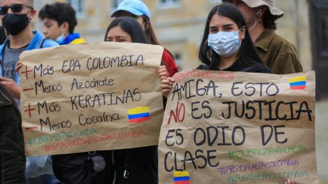 Solidaridad por caso: Epa Colombia.