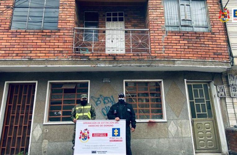 La Fiscalía ocupó Bienes con Fines de Extinción de Dominio Pertenecientes a Funcionarios de la Policía por Tráfico de Droga.