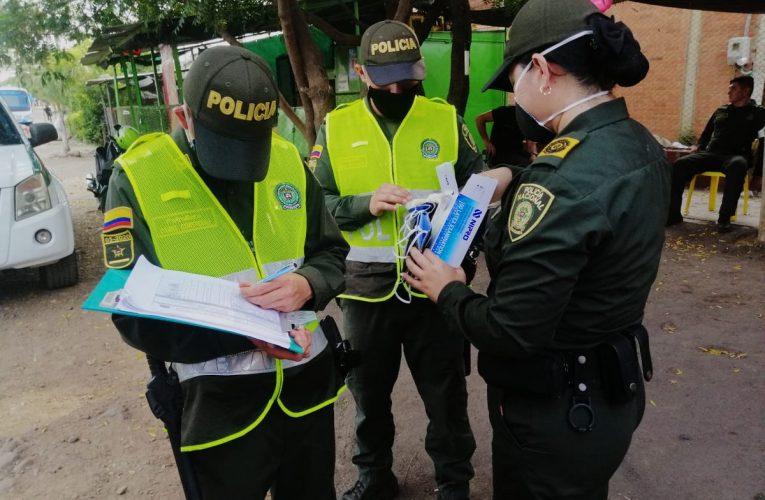 Activación de 1.500 uniformados para reforzar la seguridad en Bogotá.