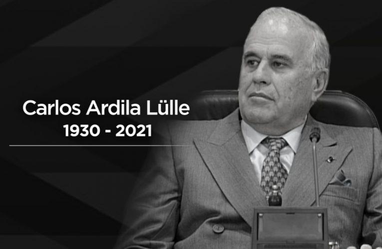 Lulle se despide  pero su imperio empresarial seguirá vigente.