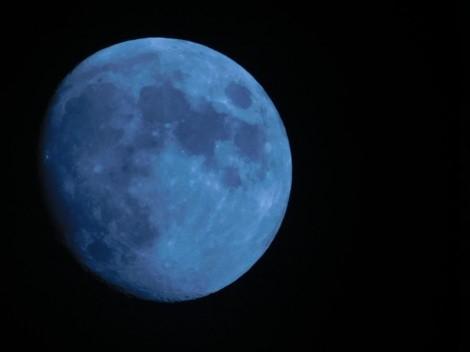 Fenómeno de la Luna Azul
