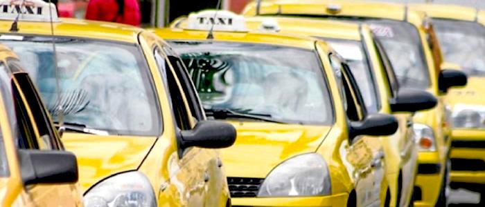 Habilitan botón del pánico virtual para taxistas en Bucaramanga.